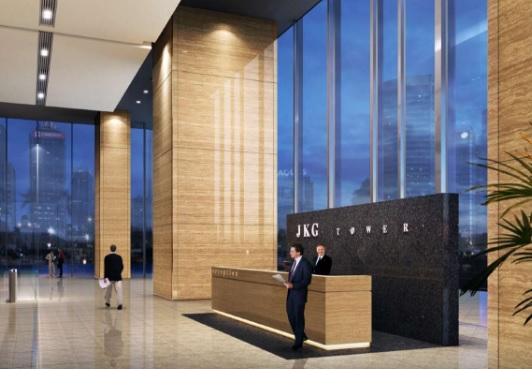 JKG Tower – Jalan Raja Laut, KL
