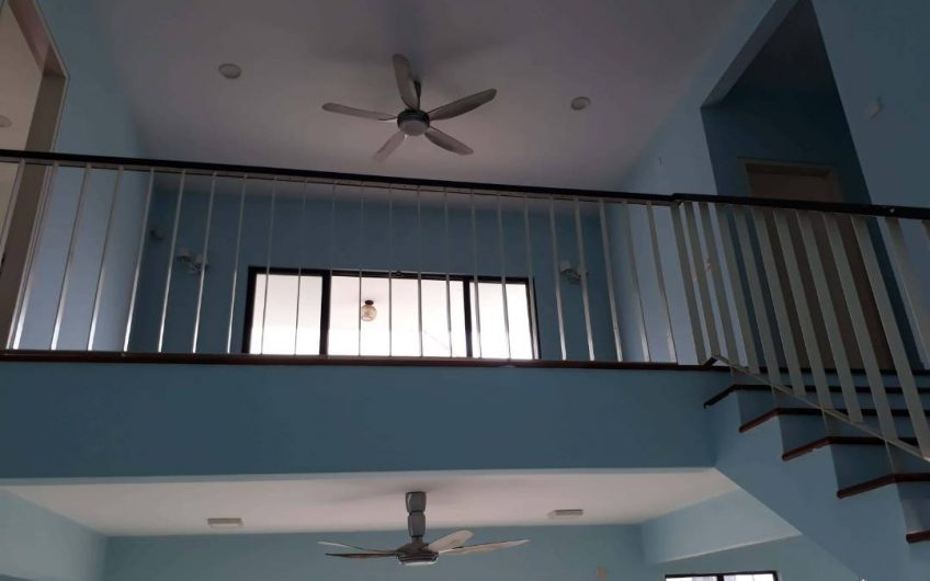 2 Storey Superlink End Lot House In Alam Impian, Shah Alam