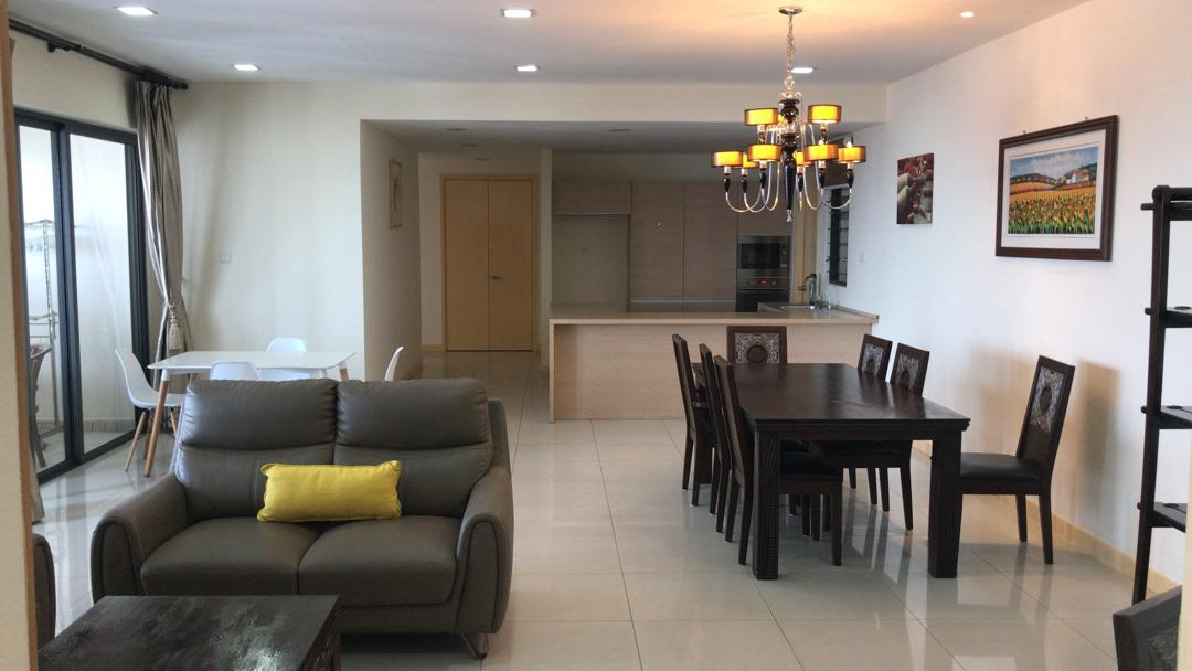 Ameera residences deluxe penthouse